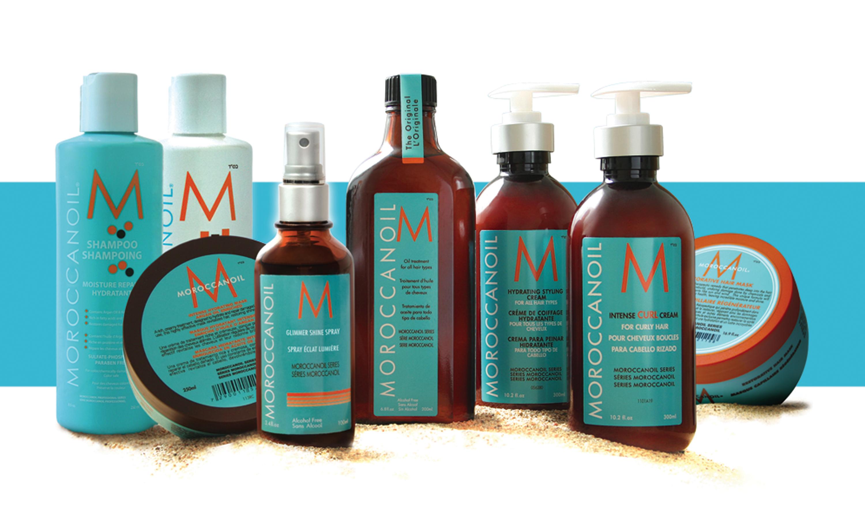 Moroccanoil-косметика для волос